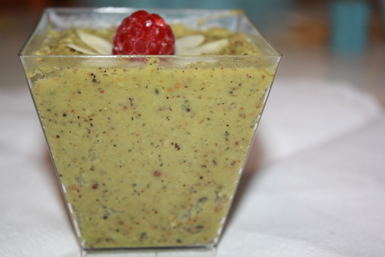 Mousse de kiwi si avocado 2