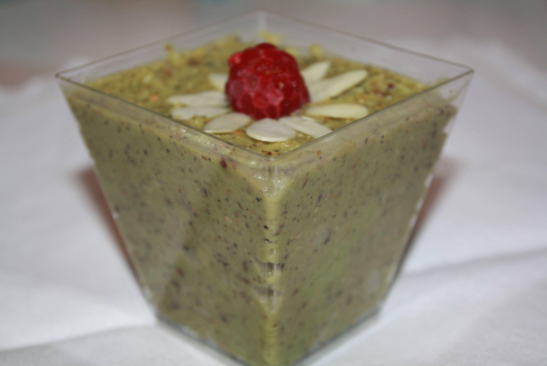 Mousse de kiwi si avocado 3