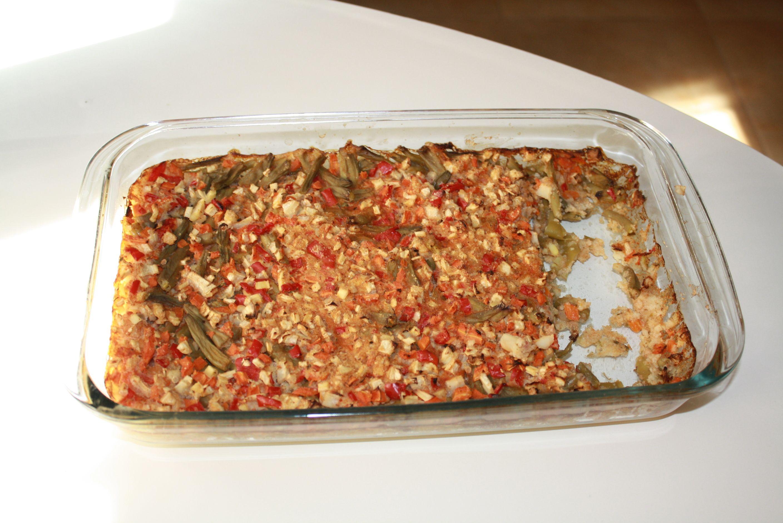 placinta de mei cu legume 1