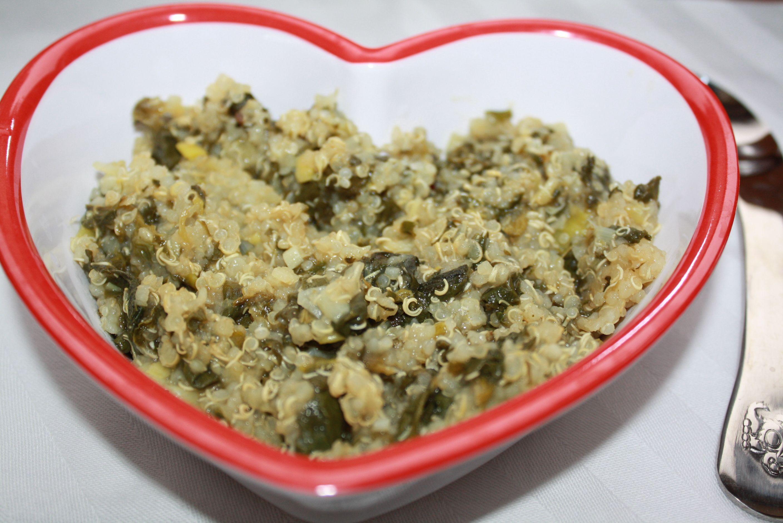 quinoa cu stevie