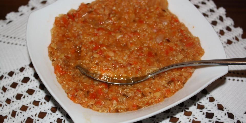 linte rosie si quinoa 1